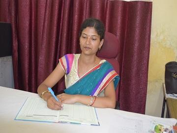 Mrs. Akansha Kesharwani