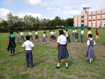SPORTS AS PART OF EDUCATION