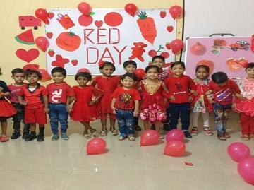 RED DAY CELEBRATION